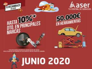 """""""El Recambiazo"""" de Aser se traslada a junio para impulsar la desescalada"""