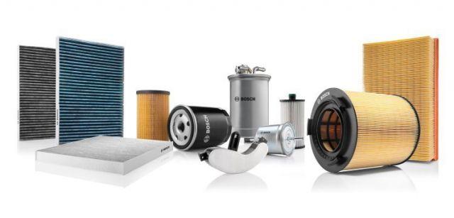 Bosch celebra los 90 años de sus filtros de combustible