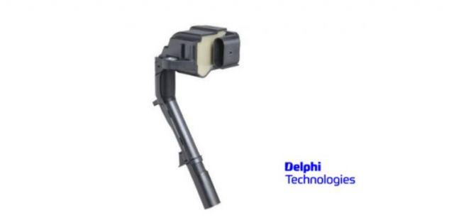 Delphi Technologies amplía su gama de bobinas de encendido de carga múltiple
