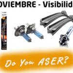 """Sistemas de visibilidad: iluminación y escobillas, la """"causa Aser"""" de noviembre"""